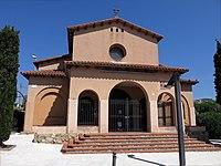 006 Església de Sant Pere del Morell (Sant Andreu de Llavaneres).JPG