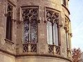 009 Casa Pascual i Pons, pg. de Gràcia - rda. de Sant Pere (Barcelona), detall de la torre.jpg