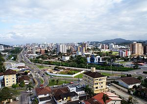 Joinville - Downtown Joinville