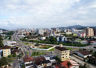 Joinville Municipality in South, Brazil