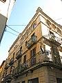022 Casa Tomàs, o Artigas, c. Parellada 11-13 (Vilafranca del Penedès), façana c. Font.jpg