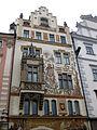 040 Staroměstské Náměstí, casa Štorch (o de la Mare de Déu de Pedra).jpg
