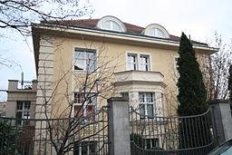 Behringstraße in Berlin