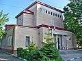 1. Снятин.Єврейський театр (мур.).JPG