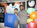 10 years of Wikipedia Birthday party 063.JPG