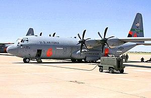 115th Airlift Squadron - MAFFS C-130J Hercules