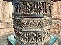 11th 12th century Chaya Someshwara Temple, Panagal Telangana India - 35.jpg