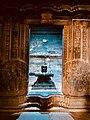 11th century Panchalingeshwara temples group, Kalyani Chalukya, Sedam Karnataka India - 11.jpg