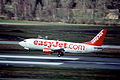 121ad - EasyJet Switzerland Boeing 737-300, HB-IIK@ZRH,27.01.2001 - Flickr - Aero Icarus.jpg