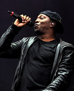 Dizzee Rascal English grime MC, songwriter and record producer