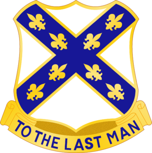 133rd Engineer Battalion - 133rd Engineer Battalion Distinctive Unit Insignia