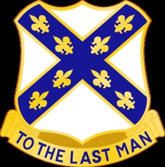 133rd Engineer Battalion - 133rd Engineer Battalion Distinctive Unit Insignia