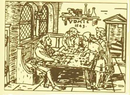 1543 Robert Recorde
