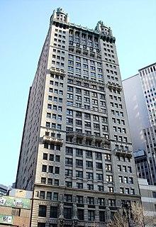 Park Row (Manhattan) Street in Manhattan, New York