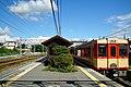 160825 Kobuchizawa Station Hokuto Yamanashi pref Japan03n.jpg