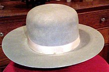 a666b251664 Boss of the Plains hat