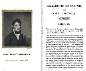 Analectic Magazine - Analectic Magazine, 1816