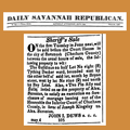 18340503 Sheriff's sale of Ten Pin Alley - Daily Savannah Republican.png