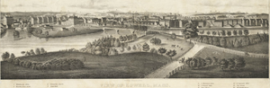 Timeline of Lowell, Massachusetts - Image: 1834 Lowell Massachusetts by Farrar BPL 10504
