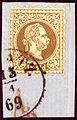 1869 KK 15sld Galatz Mi5I.jpg