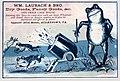 1882 - Wm Laubach & Bro - Trade Card - Allentown PA.jpg