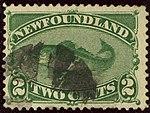 1882ca 2c Newfoundland used Yv36 Mi32a SG46.jpg