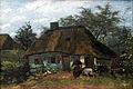 1885 van Gogh Bauernhaus in Nuenen anagoria.JPG