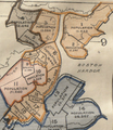 1891 District 9 detail of Massachusetts Congressional Districts map BPL 11063.png