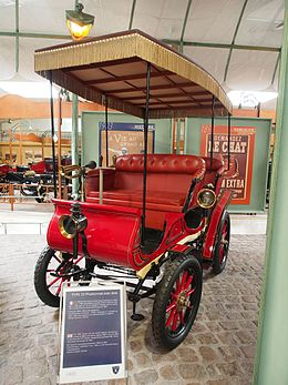 1900 Peugeot Type 33 Phaetonnet avec dais photo 1.JPG