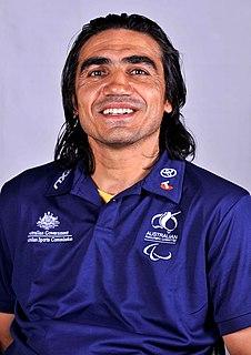 Nazim Erdem Australian Paralympic wheelchair rugby player