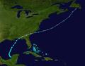 1904 Atlantic tropical storm 6 track.png