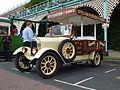 1929 Morris ice cream van (VE 898), 2009 HCVS London to Brighton run.jpg
