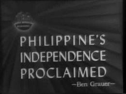 Bestand:1946-07-15 Philippines Independence Proclaimed.ogv