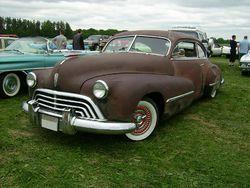 1947 Oldsmobile 98