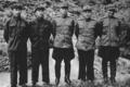 195109 1951年朝鲜战争谈判代表团 谢方 邓华 南日 李相朝 张平山.png