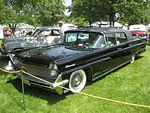 1959 continental mark iv town car