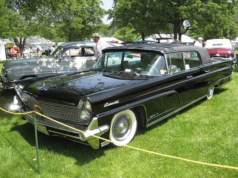 File 1959 Lincoln Continental Jpg Wikimedia Commons