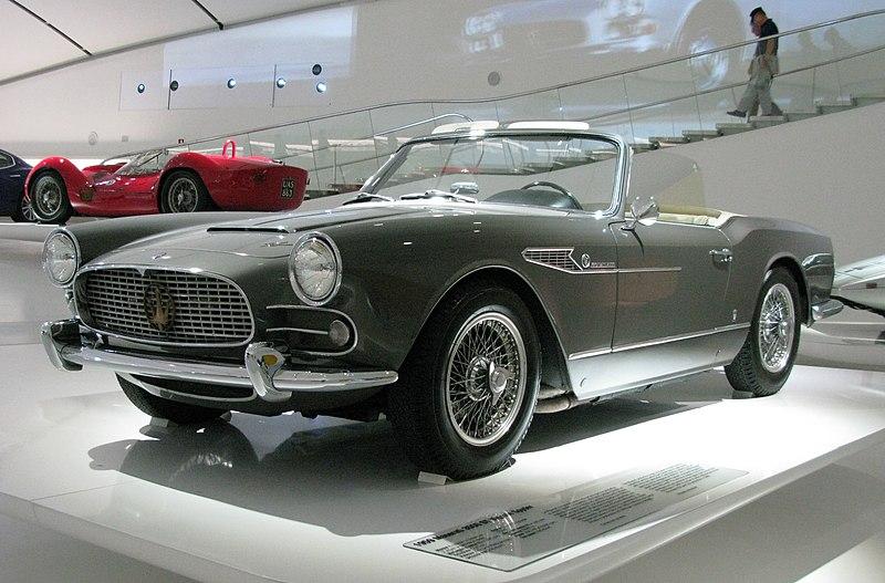 File:1959 Maserati 3500 GT Spider fl.jpg