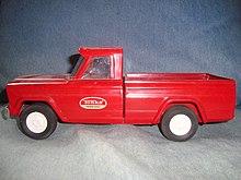 Tonka Toy Trucks >> Tonka Wikipedia