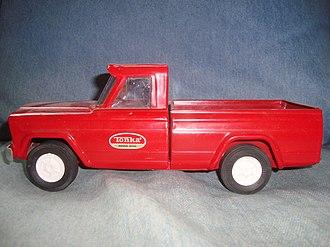 Tonka - 1960s Tonka truck
