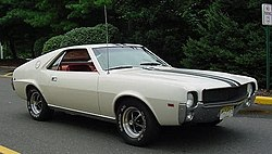 1968 AMC AMX go-package white NJ.jpg