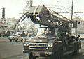 1970년대 이스즈 사다리차 서울 중부 소방서.jpg