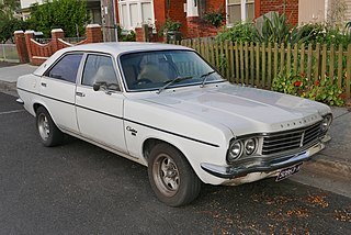 Chrysler Centura Motor vehicle