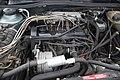 1985 VW Golf engine (GX), Hershey 2019.jpg