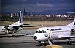 1986 03 24 Neg10 AF TAT F28 F GECK und F27 F BPUL mit Muenster.jpg
