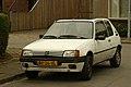 1986 Peugeot 205 XRD Commercial (9192301953).jpg