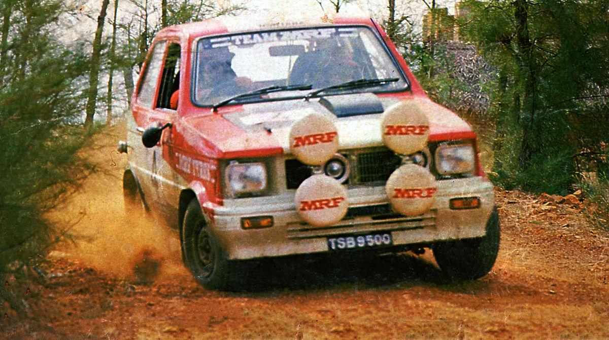 Rally Car Racing >> Sipani - Wikipedia