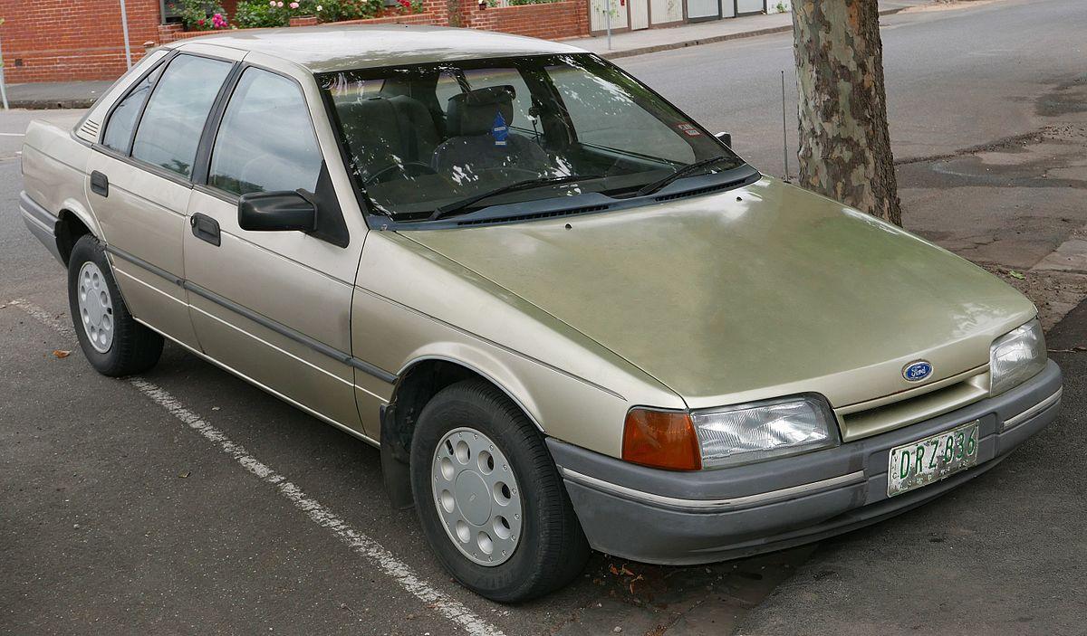 Ford Falcon (EA) - Wikipedia