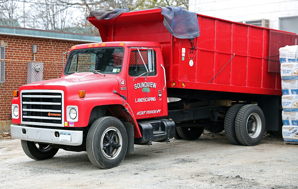 International Harvester S-Series - Wikipedia