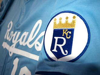 Kansas City Royals - The Royals wore their trademark powder blue road uniforms from 1973 to 1991 and reintroduced it in 2008 as an alternate jersey.